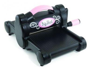Sizzix Big Shot Fabric Cutter Machine