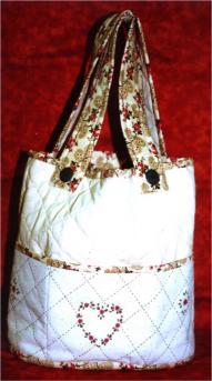 Hearts-a-Plenty Bag Pattern