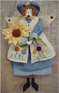 "Sunflower Sally – 22"" Doll Pattern"